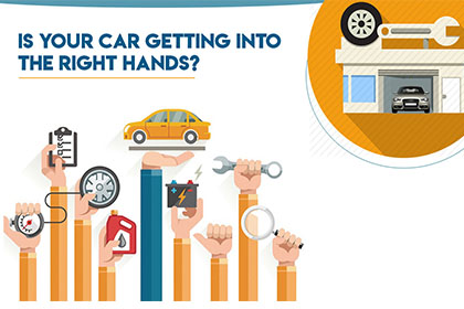 Is your car getting into the right hands?