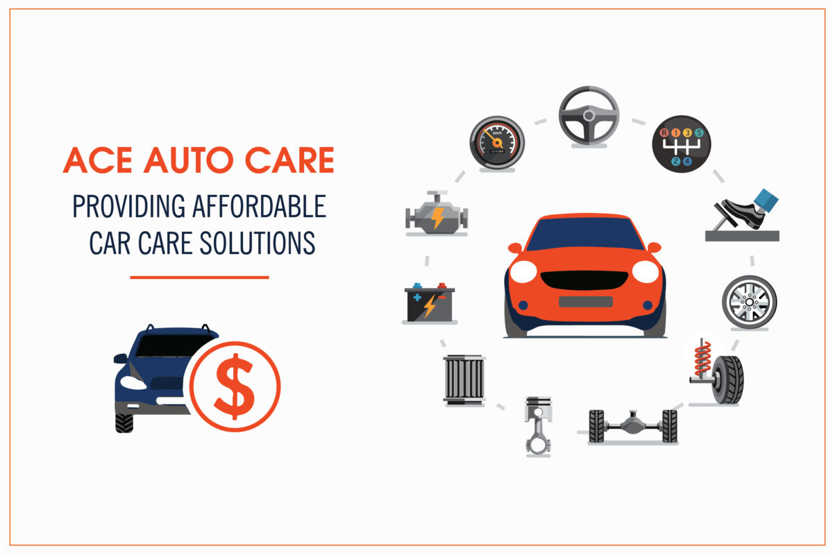 Ace Auto Care, providing affordable car care solutions