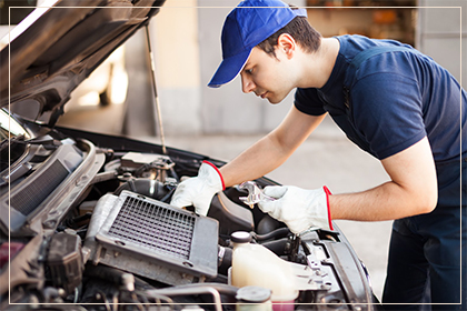 Ensure optimum performance of your car through complete maintenance by experts